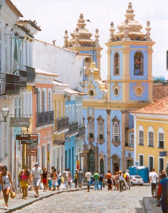 Fotos de Pontos Turísticos de Salvador