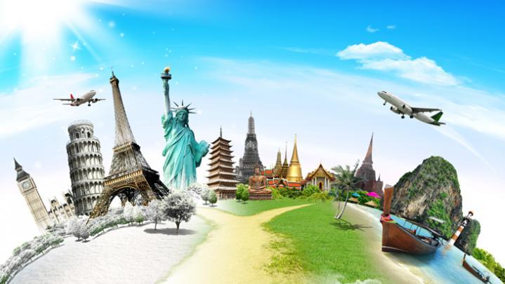 os mais belos pontos turisticos do mundo