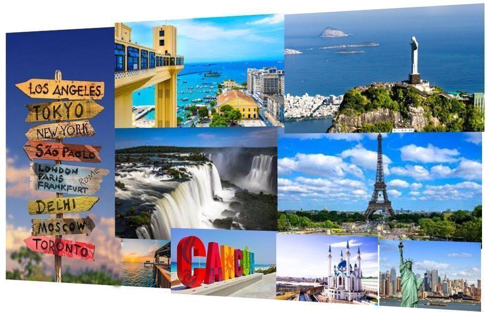 fotos de pontos turisticos