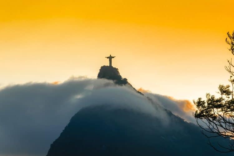 Cristo Redentor a Maravilha do Mundo