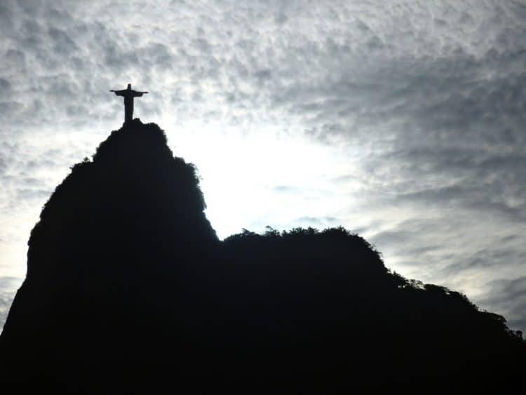 Visita ao Cristo Redentor