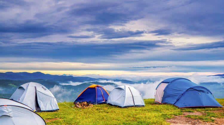 acampar no vale da utopia