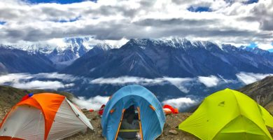 barraca de camping 2 pessoas